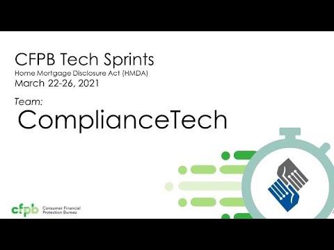 CFPB HMDA Tech Sprint